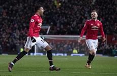 Lingard tỏa sáng giúp M.U thoát thua trước Burnley trên sân nhà