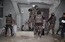 Cảnh sát Thổ Nhĩ Kỳ bắt giữ 38 nghi can có liên hệ với IS