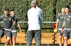 """Bayern tập huấn tại Doha: Jupp """"mơ"""" về kỳ tích ở mùa giải 2012-13"""