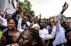 CHDC Congo khôi phục dịch vụ Internet sau các cuộc biểu tình