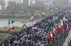 Iran bắt giữ một công dân châu Âu trong các cuộc biểu tình