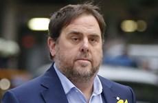 Tòa Tây Ban Nha yêu cầu tiếp tục giam giữ thủ lĩnh ly khai Catalonia