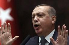 """Tổng thống Erdogan: """"Công lý kiểu Mỹ"""" khiến cả thế giới lo lắng"""