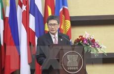 Chuyển giao cương vị Tổng Thư ký ASEAN cho ông Dato Lim Jock Hoi