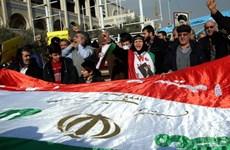 Hàng nghìn người tiếp tục tuần hành lớn ủng hộ chính phủ tại Iran