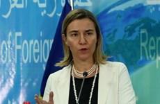 EU sẽ tổ chức một cuộc họp với Iran về thỏa thuận hạt nhân
