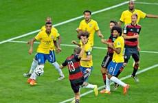 """Ronaldo """"béo"""" nói gì về thảm bại 1-7 của Brazil trước tuyển Đức?"""