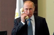 Nga, Italy điện đàm thảo luận tình hình Libya, khủng hoảng Ukraine