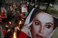 PTI: Taliban thừa nhận đã ám sát cựu Thủ tướng Pakistan Bhutto