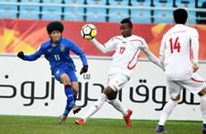 U23 châu Á: Thái Lan thảm bại, xác định được 2 cặp đấu tứ kết