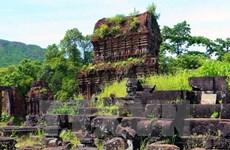 Số hóa hơn 1.000 hiện vật tháp cổ Di sản Văn hóa thế giới Mỹ Sơn