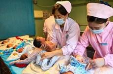 Tỷ lệ sinh tại Trung Quốc giảm dù nới lỏng chính sách một con