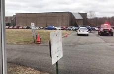 Mỹ: Nổ súng tại trường trung học, nhiều người thương vong