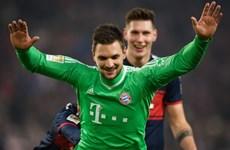 Bayern Munich liệu có giữ được thủ thành Sven Ulreich?