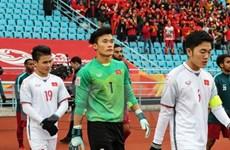 Thủ thành Tiến Dũng và Quang Hải lọt vào đội hình tiêu biểu