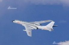 Máy bay Trung Quốc xâm phạm KADIZ mà không thông báo trước