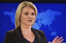 Mỹ tuyên bố không cần áp thêm các biện pháp trừng phạt Nga