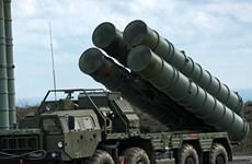 Mỹ có thể trừng phạt Thổ Nhĩ Kỳ vì mua tên lửa S-400 của Nga