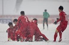 Tổng thống Uzbekistan đánh giá cao các cầu thủ U23 Việt Nam