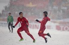 Quang Hải áp đảo ở cuộc bình chọn Bàn thắng đẹp nhất U23 châu Á