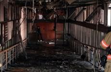 Hàn Quốc: Lại xảy ra hỏa hoạn tại bệnh viện lớn của thủ đô Seoul