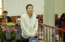Viện Kiểm sát đề nghị xử phạt nghiêm khắc đối với Trịnh Xuân Thanh