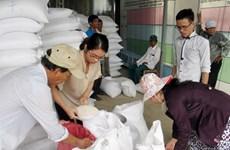 Xuất cấp gạo cho các địa phương dịp Tết nguyên đán Mậu Tuất 2018