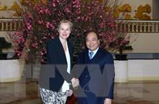 Thủ tướng tiếp Bộ trưởng Ngoại thương và Hợp tác phát triển Hà Lan
