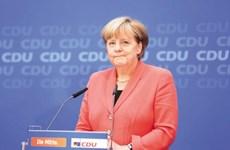 Đức: CDU/CSU và SPD đạt thỏa thuận thành lập liên minh chính thức