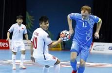 Futsal châu Á 2018: Việt Nam dừng bước, Thái Lan thảm bại 1-9