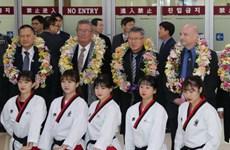 PyeongChang: Hai miền Triều Tiên sẽ đồng diễn chung taekwondo