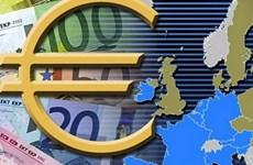 Đồng euro mạnh không kìm hãm tăng trưởng kinh tế của Eurozone
