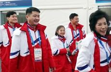 VĐV Triều Tiên từ chối nhận Galaxy Note 8 ở Olympic PyeongChang