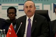 Ngoại trưởng Thổ Nhĩ Kỳ: Quan hệ với Mỹ ở mức xấu nghiêm trọng