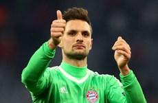 Sven Ulreich ở lại Bayern, mơ đến vòng chung kết World Cup