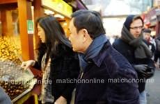 Cựu Thủ tướng Thái Lan Yingluck và anh trai đến Hong Kong