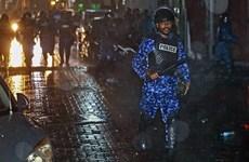 Ấn Độ mong muốn Maldives không gia hạn tình trạng khẩn cấp