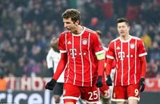 Cận cảnh chiến thắng hủy diệt 5-0 của Bayern trước Besiktas