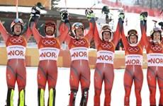 Bí kíp của xứ Vikings để giành ngôi đầu Olympic PyeongChang 2018