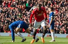 M.U ngược dòng hạ Chelsea, đòi lại ngôi nhì từ Liverpool