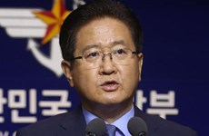 Hàn Quốc tìm cách tăng cường hợp tác quốc phòng với Trung Đông