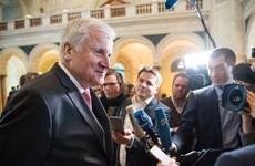 CSU ủng hộ bầu cử mới nếu SPD phản đối thỏa thuận liên minh