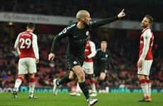 Manchester City gieo sầu cho Arsenal ngay tại thánh địa Emirates