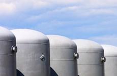 Khí tự nhiên được sử dụng nhiều nhất trong công nghiệp của Mỹ