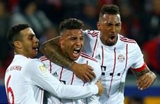Vùi dập Freiburg, Bayern chỉ còn cách ngôi vương 3 chiến thắng