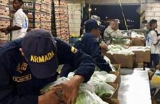 Cơ quan chức năng Colombia và Brazil thu giữ gần 6 tấn cocaine