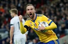 Ngược dòng hạ Tottenham, Juventus thẳng tiến vào vòng tứ kết