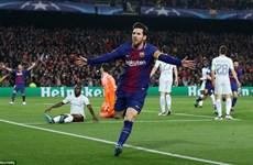 Barcelona hiên ngang thẳng tiến tứ kết sau màn vùi dập Chelsea