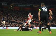 Europa League: AC Milan và Borussia Dortmund chính thức bị loại