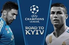 Vòng tứ kết Champions League: Những cuộc đối đầu duyên nợ